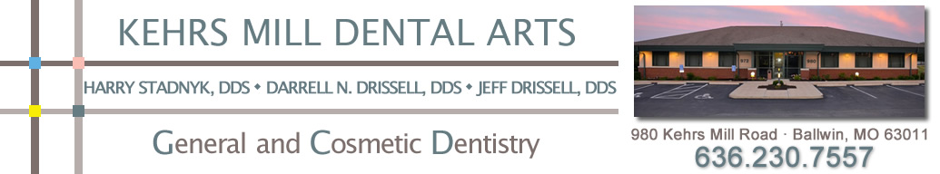 Ballwin MO Dentists near St. Louis 63011 Dr. Stadnyk Dr. Drissell